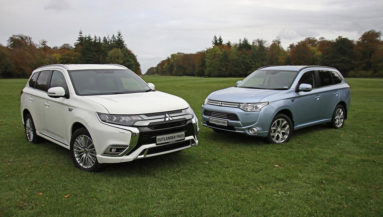 Mitsubishi Outlander PHEV Пять лет успеха – это не предел!