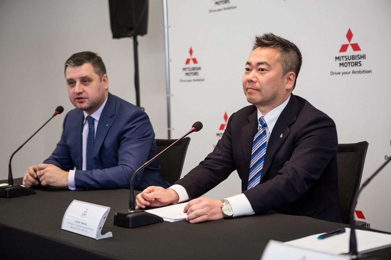 Марка Mitsubishi Motors в России объявила планы на 2019 год