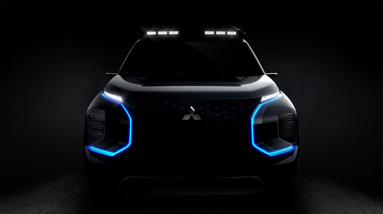 Новое творение Mitsubishi Motors в Женеве