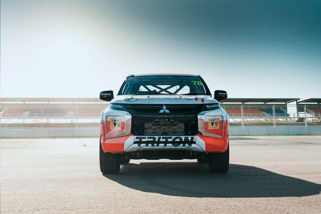 Mitsubishi L200 нового поколения - Новый участник для серии SuperUte 2019 в Австралии