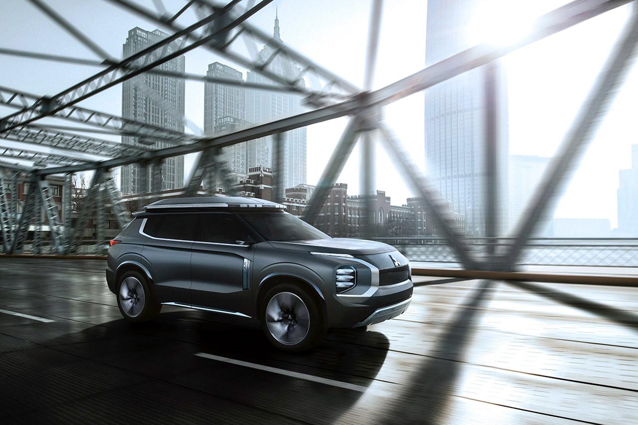Mitsubishi Motors на шанхайском автосалоне 2019: дебют MITSUBISHI e-Yi CONCEPT