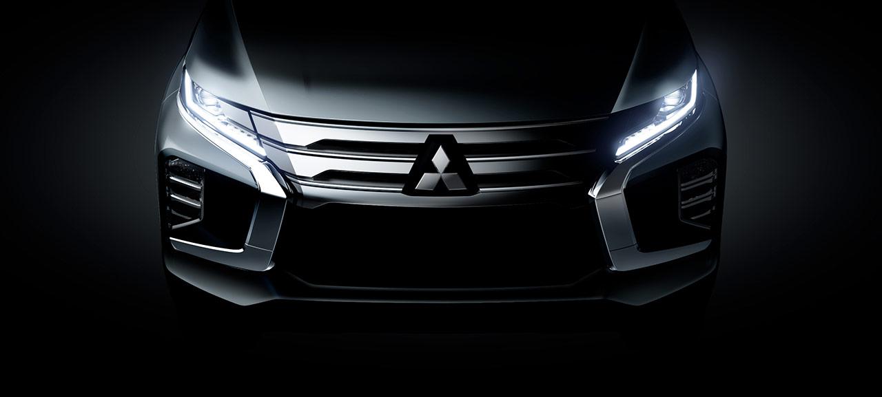 Mitsubishi Motors представит новый PAJERO SPORT