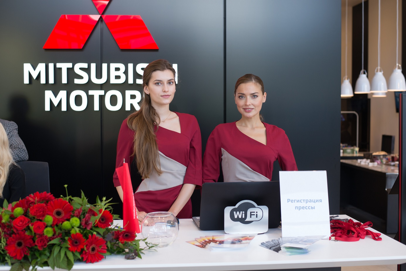 Inchcape открыла первый дилерский центр Mitsubishi Motors в России