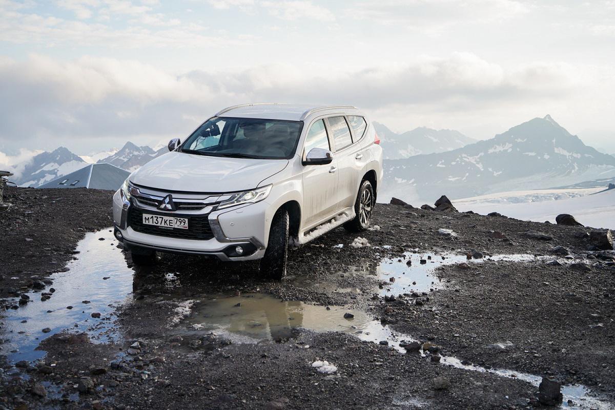 Mitsubishi Pajero Sport: Вперед и вверх!