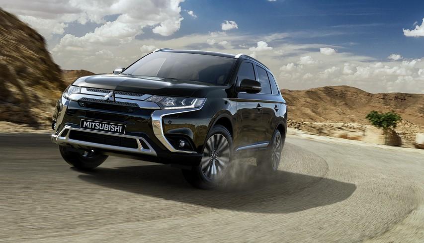Mitsubishi Outlander – ещё комфортнее на любых дорогах