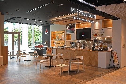 "MITSUBISHI MOTORS открывает новый бренд-центр ""MI-Playground"""
