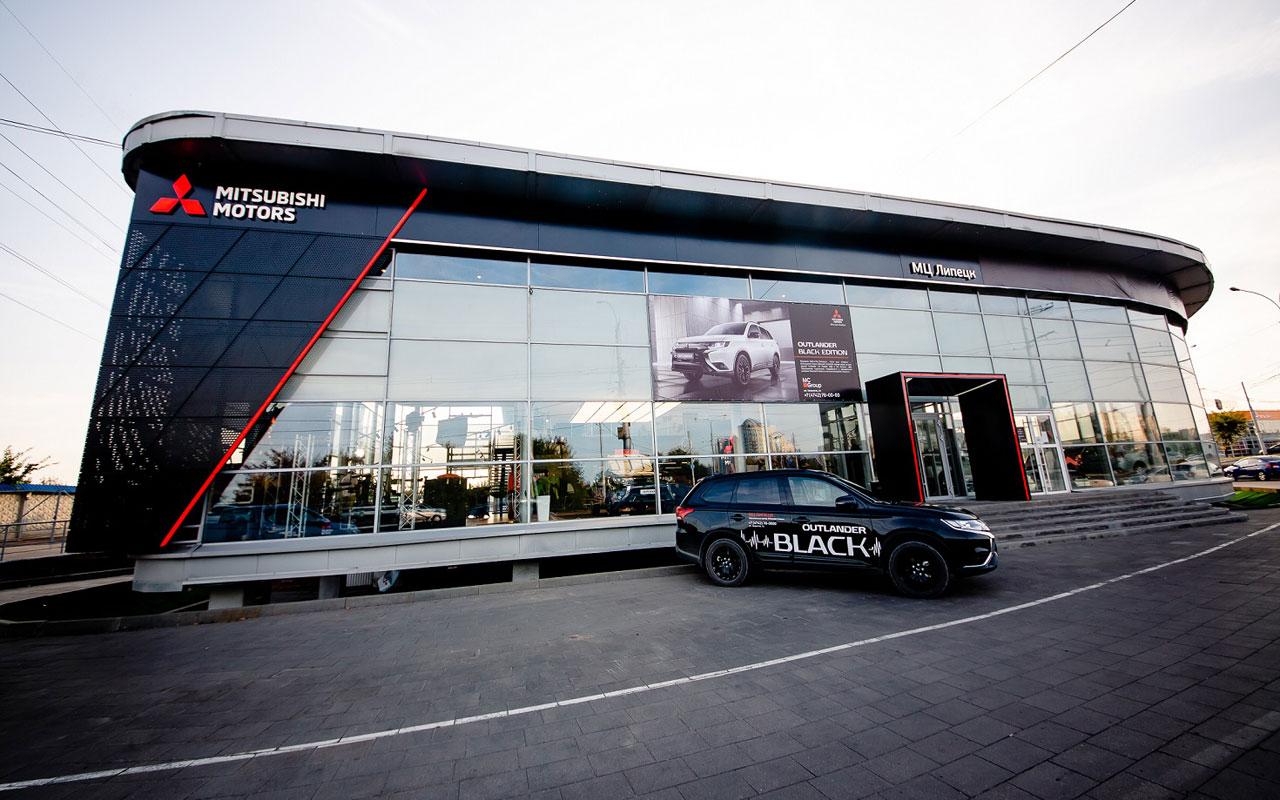 Mitsubishi Motors открывает новые дилерские центры в Тамбове и Липецке