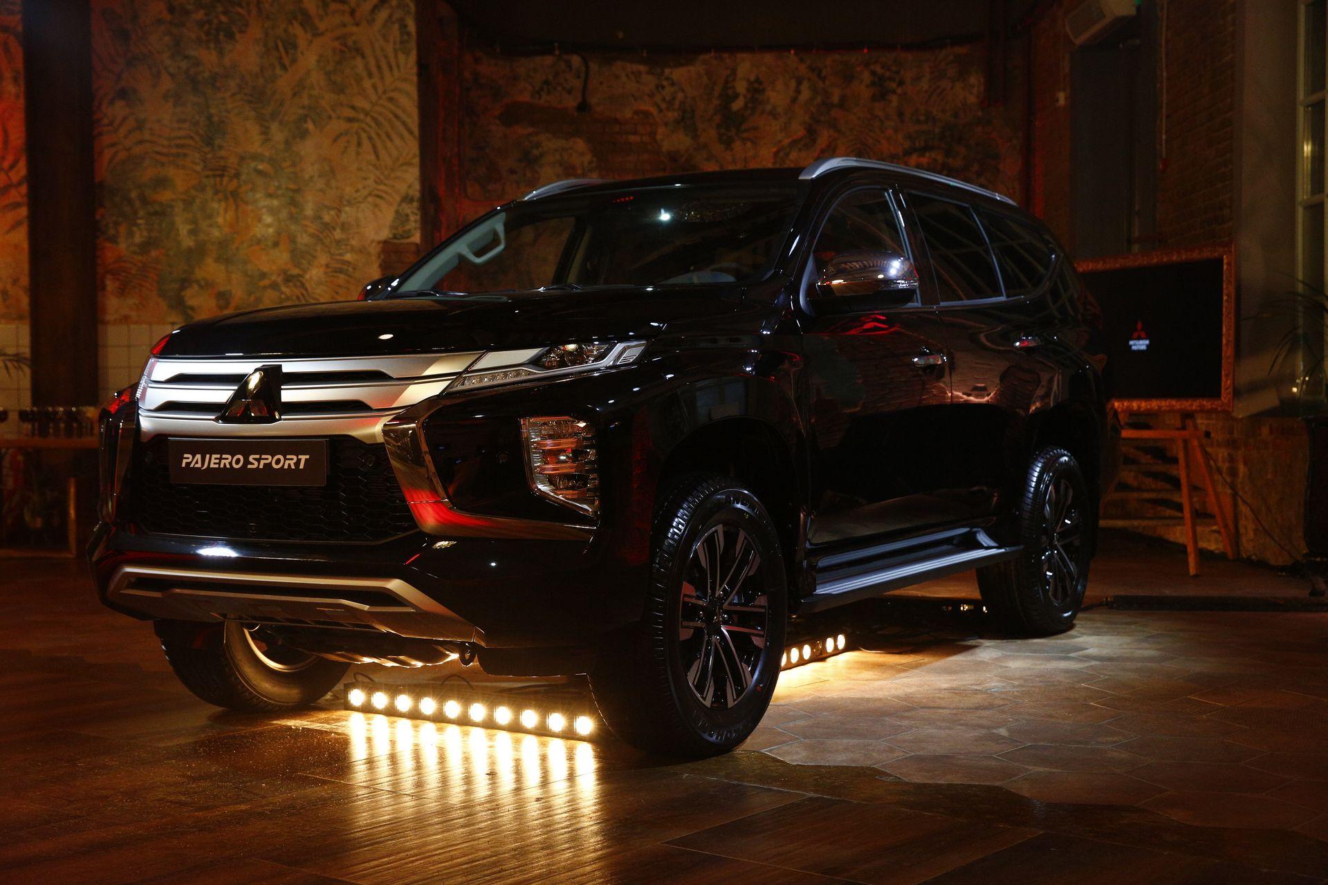 Mitsubishi Motors в России объявила цены на обновленный PAJERO SPORT