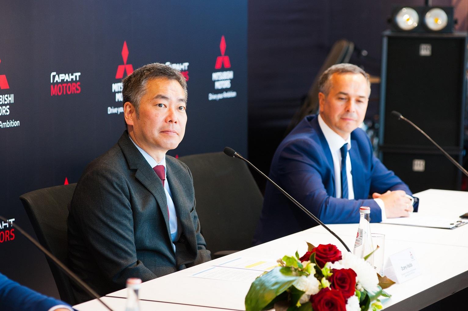 В Ижевске открылся первый дилерский центр Mitsubishi Motors в новом формате