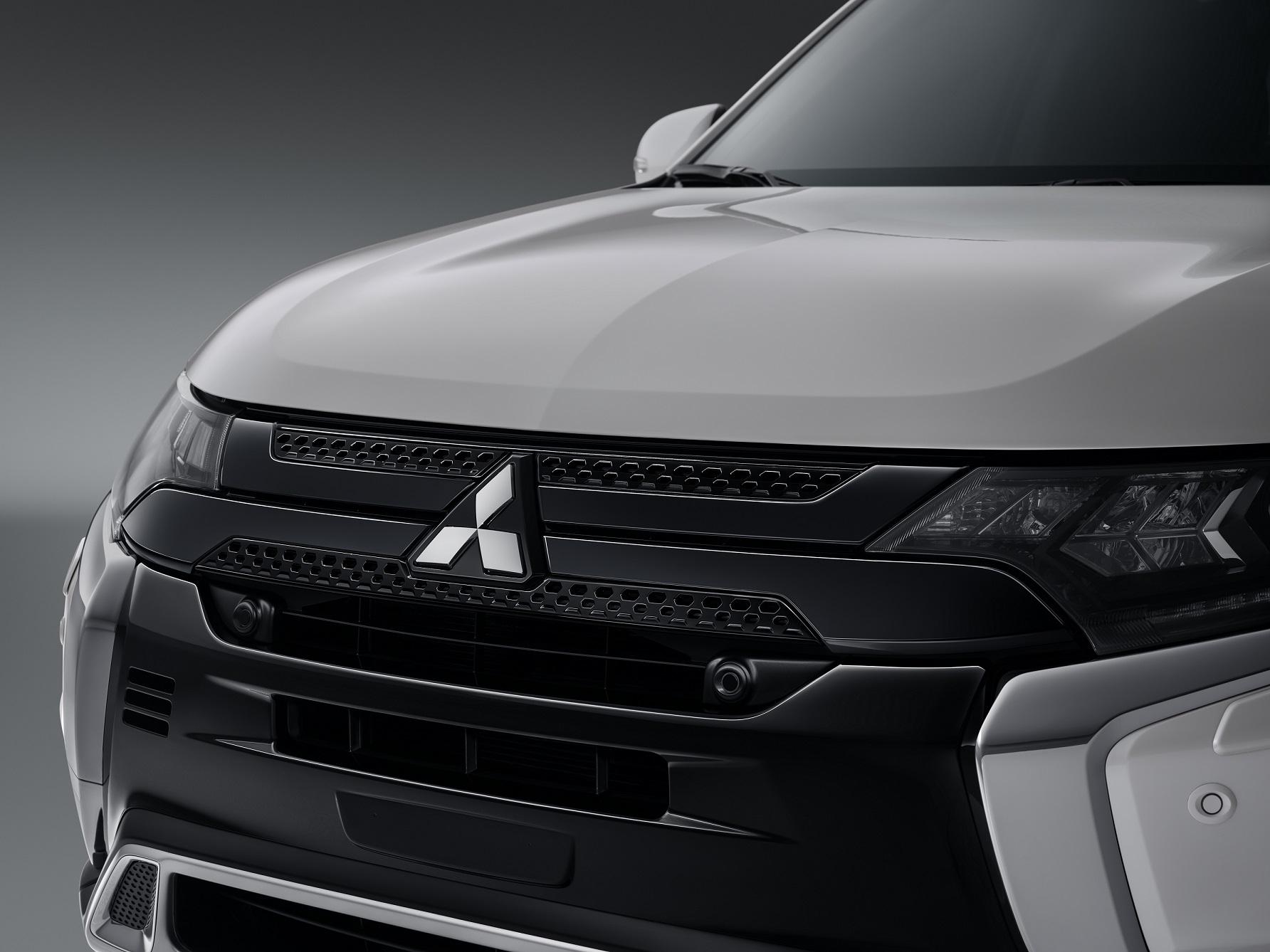 Обновлённый Mitsubishi Outlander – 2021 модельный год