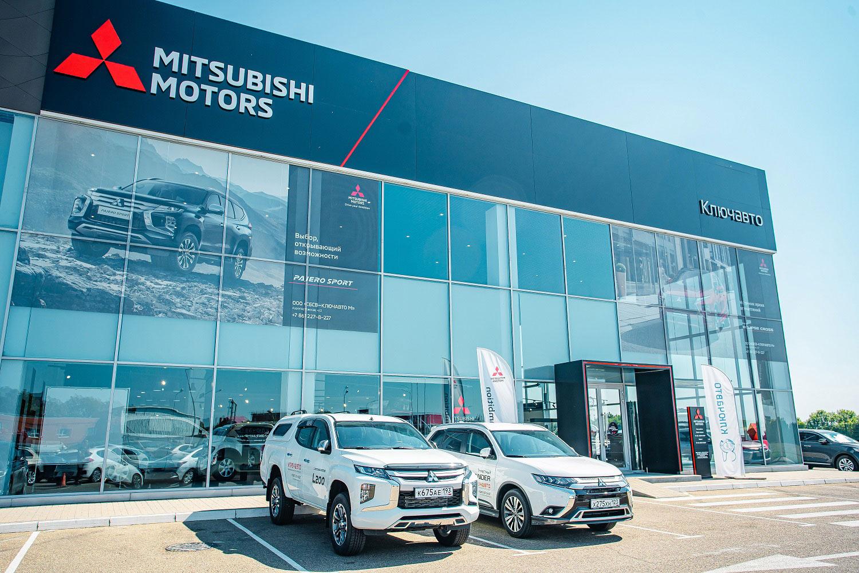 В Краснодаре открылся дилерский центр Mitsubishi Motors в новом формате
